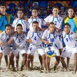 El Salvador, preparado para el clasificatorio hacia los Juegos Mundiales de playa