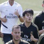 El Madrid se emociona con Kubo… El japonés es la mejor noticia de la pretemporada madridista