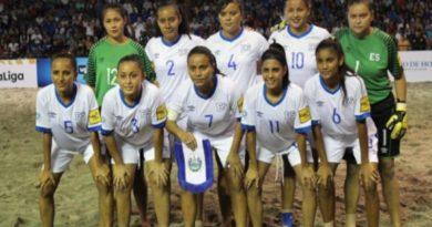 Piden no olvidarse de la selección femenina de fútbol playa