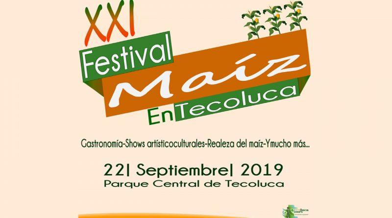 XXI Festival del Maíz en Tecoluca