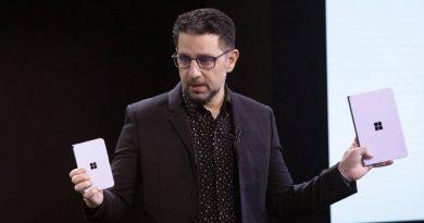 Presentamos Surface Duo: Sí, Microsoft lanzará un teléfono Android con doble pantalla
