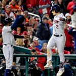 Los Astros acarician el título y vencen 1 -7 a las Nationals
