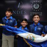 Andre Castillo, Lucas Orellana, Boris Flores y Marco Valle listos para participar en Copa Latinoamericana de Minicross