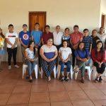 Organizaciones realizan jornada con las y los jóvenes de diferentes municipios de la Red Juvenil de los Nonualcos