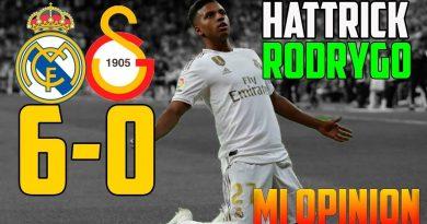 Por algo llamaban 'Rayo' a Rodrygo