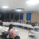 Se realizó Taller Ordinario de Trabajo en San Pedro Masahuat