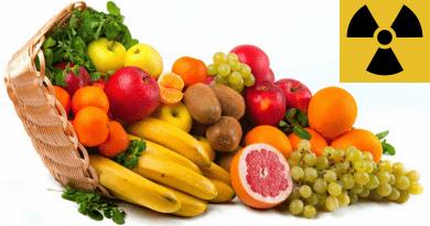 ¡Elementos Radioactivos en nuestra dieta!