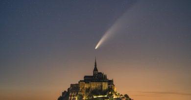 Los cometas, curiosidades sobre estos enigmáticos visitantes