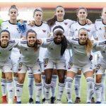 Real Madrid estrena club  femenino de fútbol
