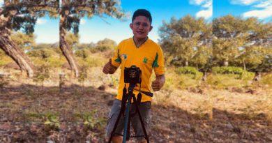 Joven y emprendedor tecoluquense destaca su pasión por la fotografía