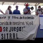 Trabajadores del Legislativo demandan en la CSJ incumplimiento de pago salarial