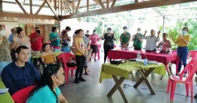 Asociación Los Angelitos realiza Asamblea con padres y madres de personas con discapacidad