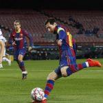 Critican duramente a Messi por no impedir el avance del rival en una jugada en la Champions