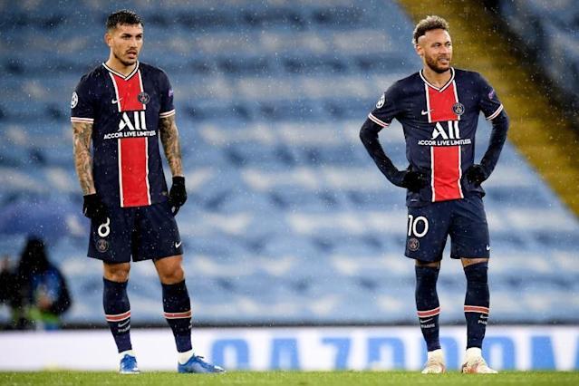 Neymar lamentó el fracaso del PSG y dijo que «el esfuerzo no fue suficiente»
