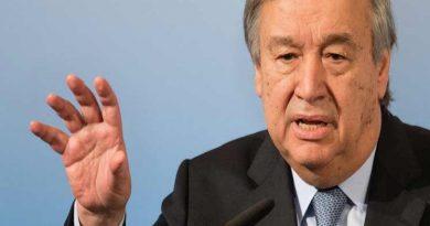 Titular de ONU reitera pedido de ayuda para Afganistán